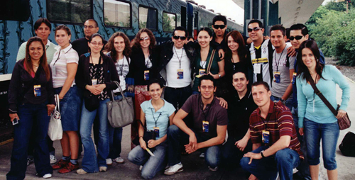 Paseo turistico tequila express