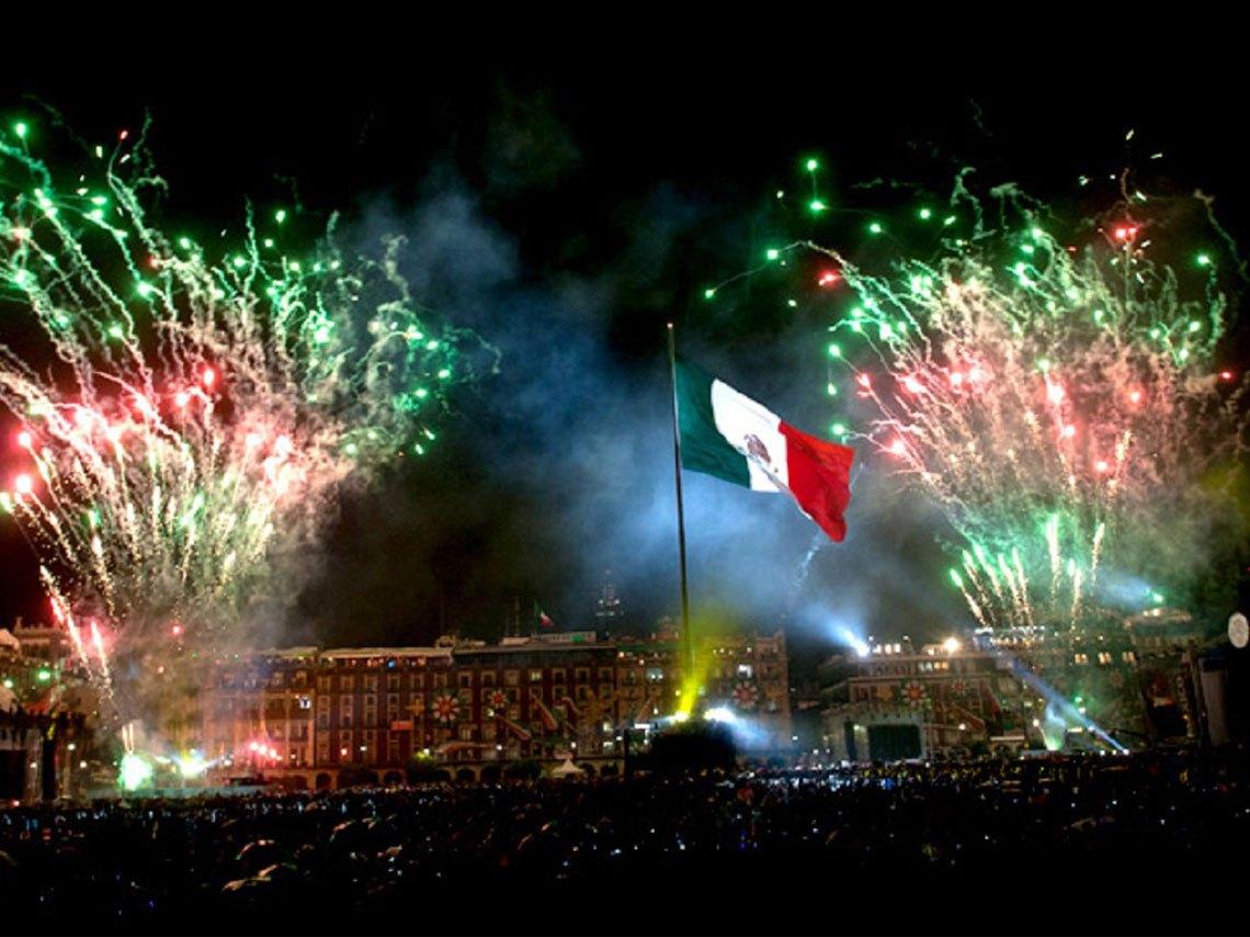 Fiestas Patrias Mexicanas en Guadalajara Jalisco México ...