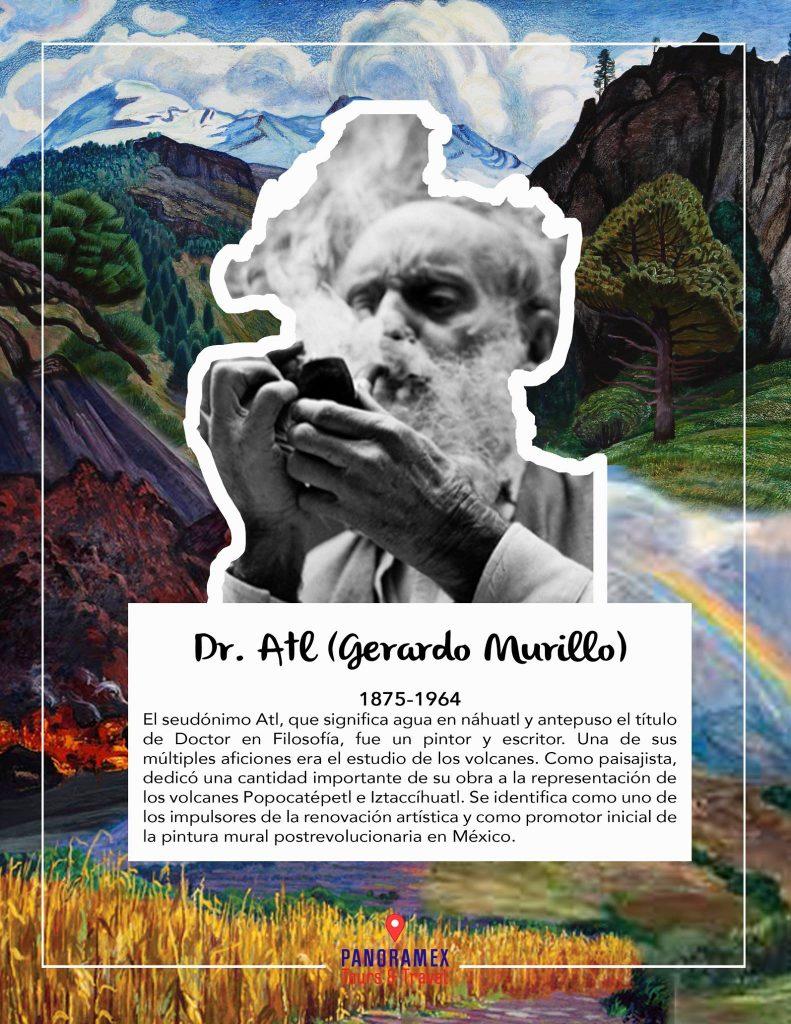 Jaliscienses más conocidos Gerardo Murillo