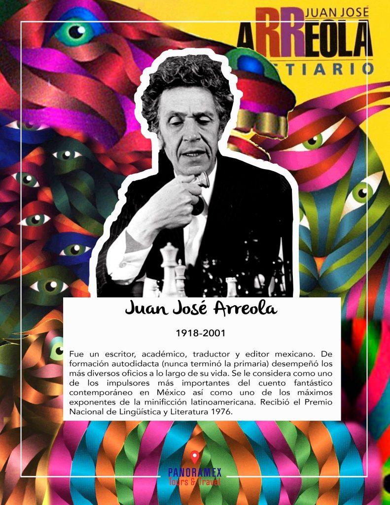 Juan Jose Arreola