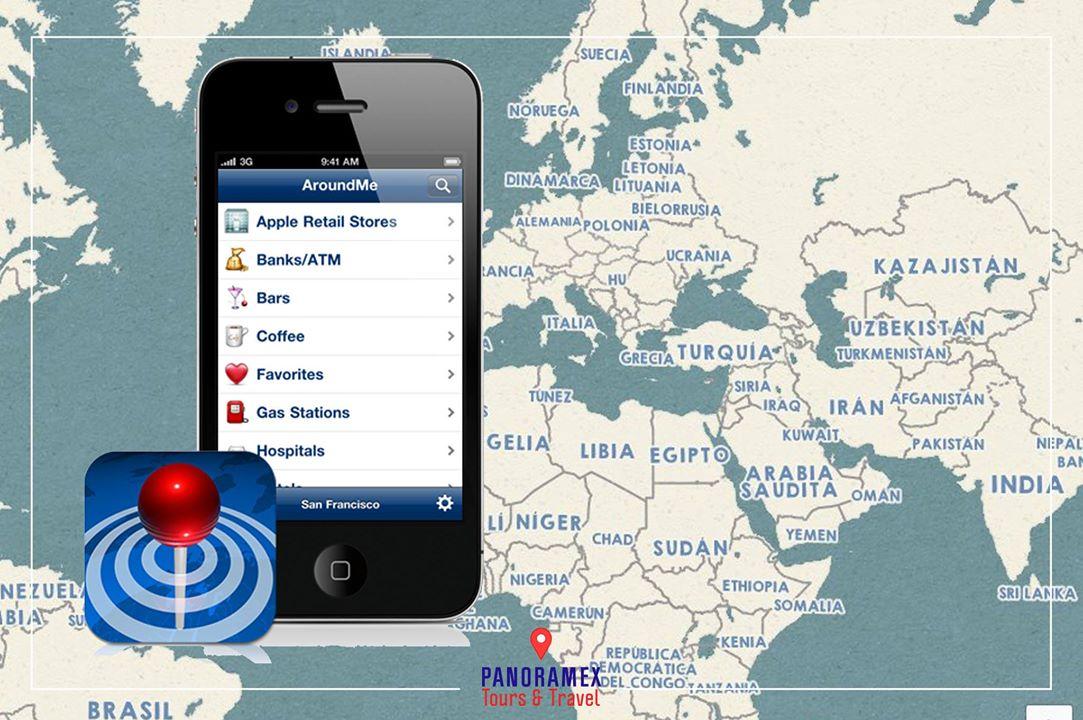 App de Viaje Guadalajara Jalisco Mexico
