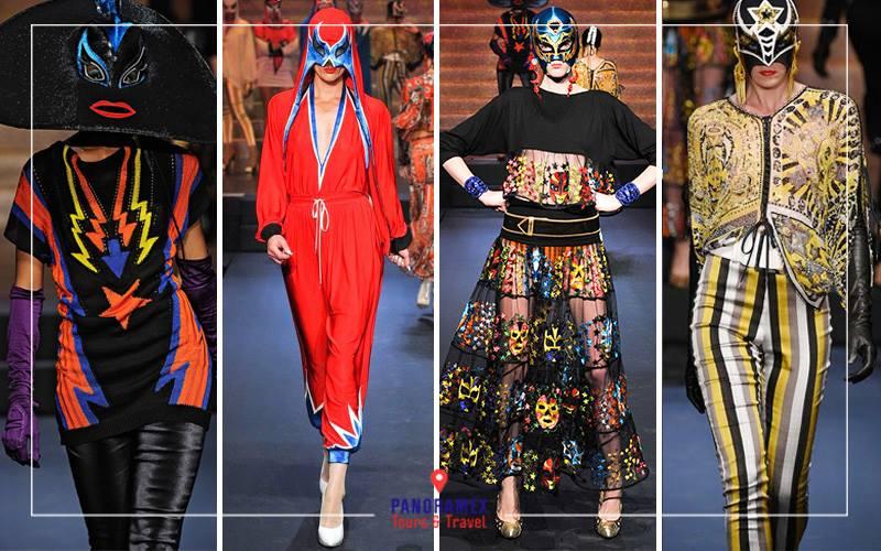 Diseñadores de moda inspirada en Mexico