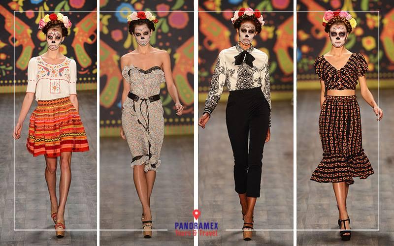 Moda inspirada en Mexico