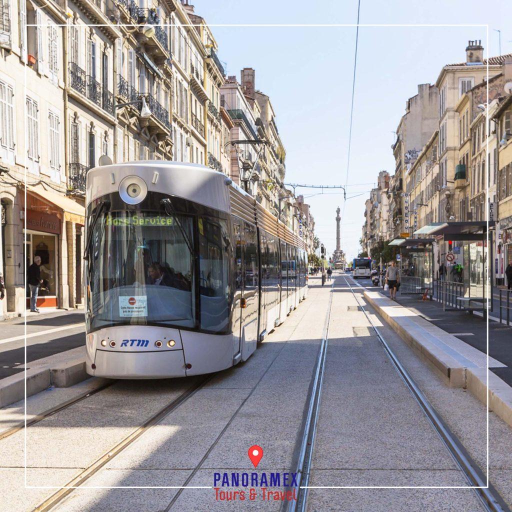 En tu Viaje investiga sobre el transporte público local