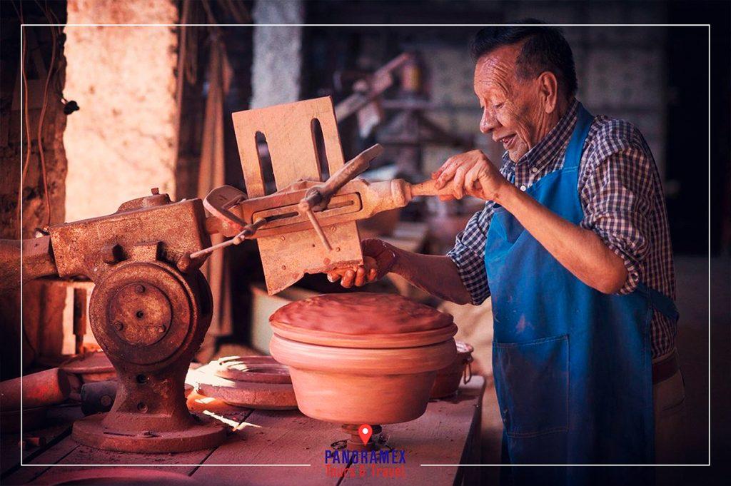 Artesanos de Tlaquepaque Guadalajara Jalisco Mexico
