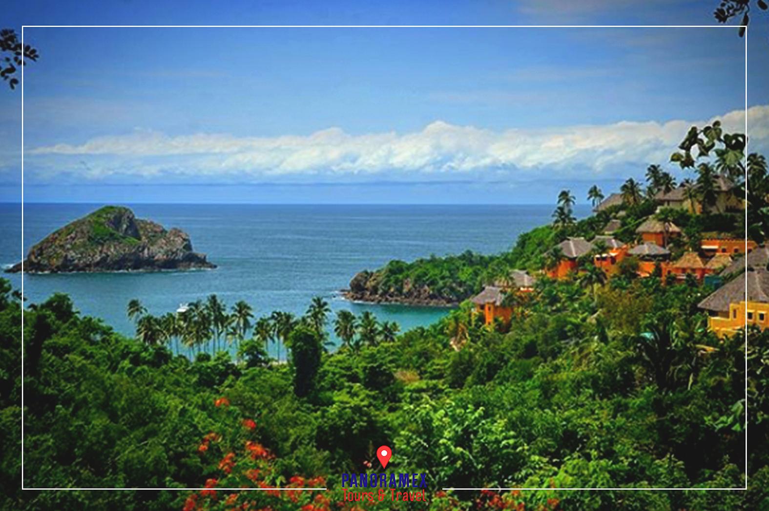 Islas de la Bahía de Chamela