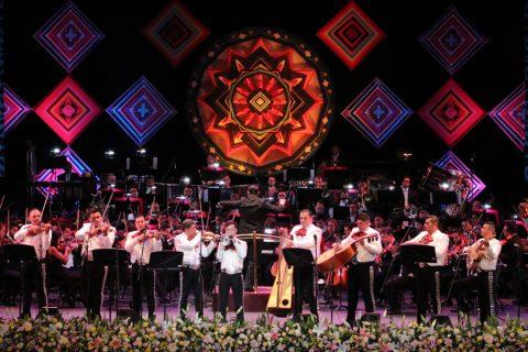 Encuentro internacional del mariachi 2018