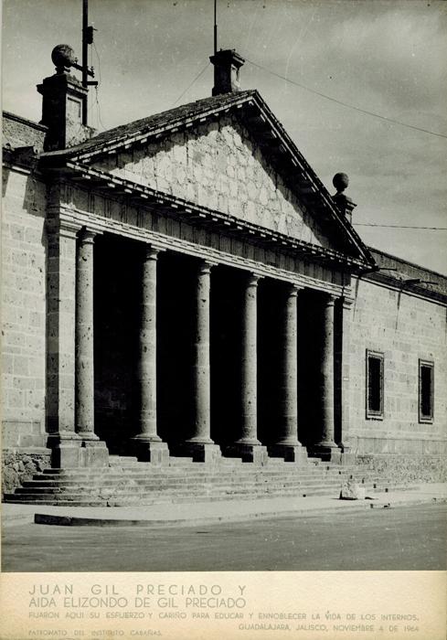 Teatro degollado antiguo guadalajara