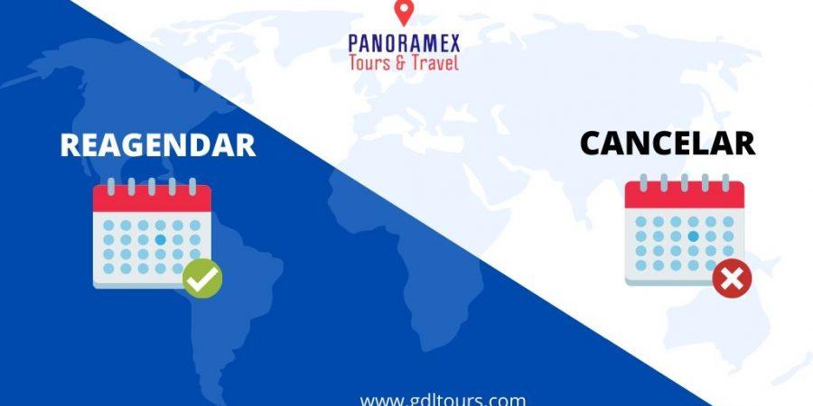 coronavirus cancelar o reagendar viaje que hacer - COVID19