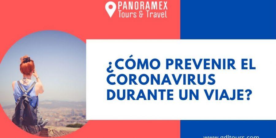coronavirus prevenir viaje