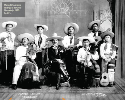 Primeros sones en la música tradicional de Jalisco