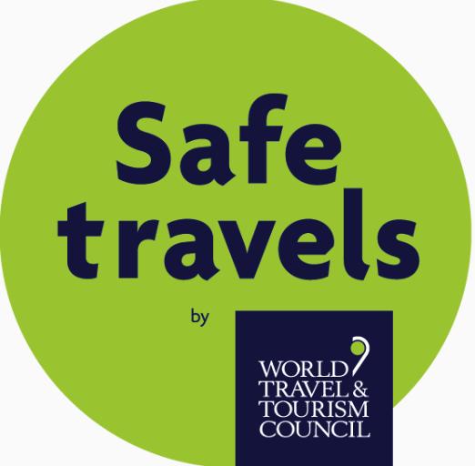 Jalisco es un destino seguro, así lo avala el Sello de Viaje Seguro que le otorgó el WTTC.