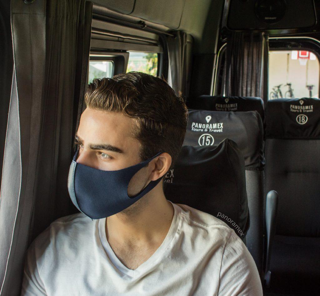 Viaja seguro, la nueva modalidad de viaje. Derechos reservados por PANORAMEX ®
